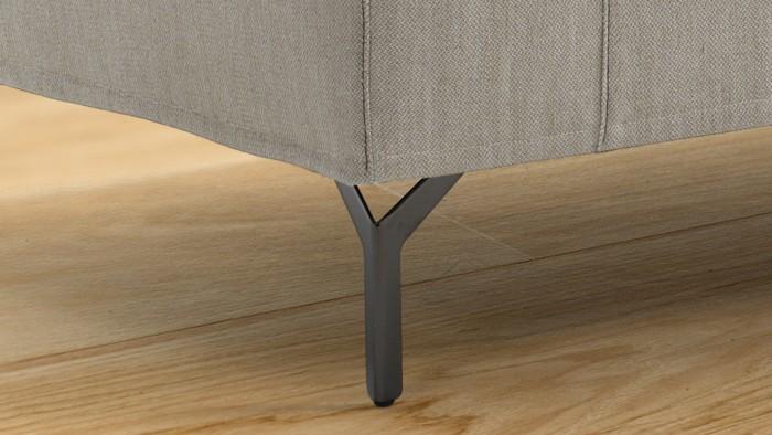 Aria-sohvan metallijalka