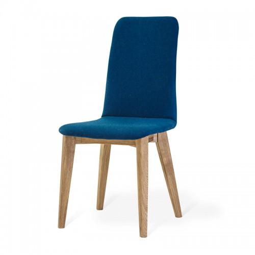 Mood-tuoli, petroolin sininen
