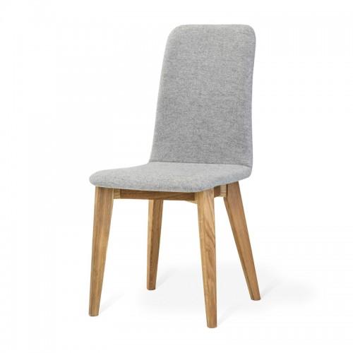 Mood-tuoli, vaalean harmaa