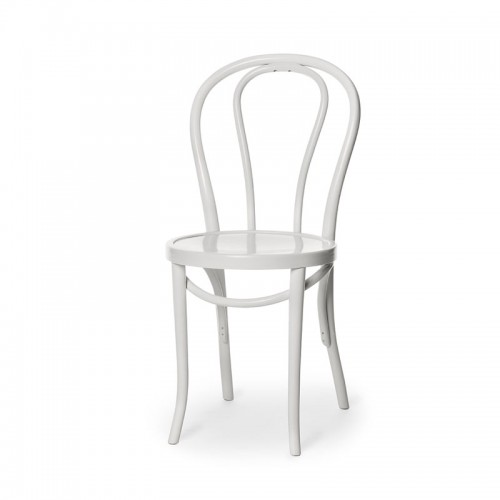 Wasa-tuoli, valkoinen